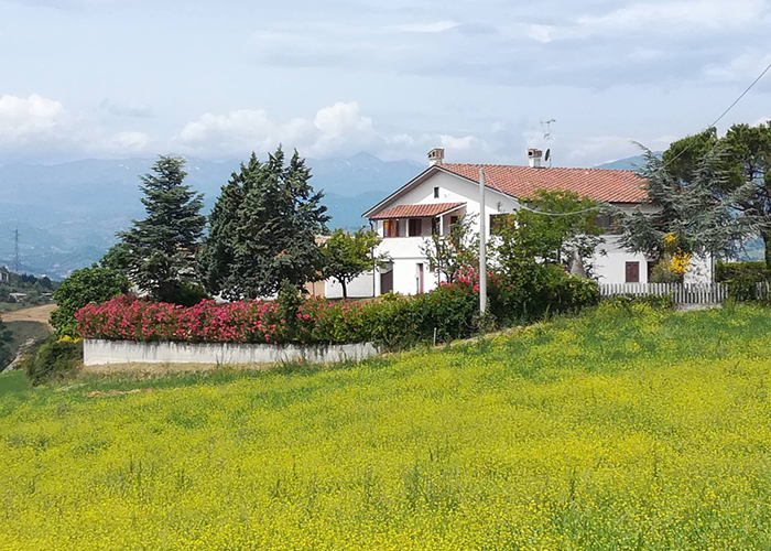 Casa Amrita yoga & meditation retreat holiday Italy