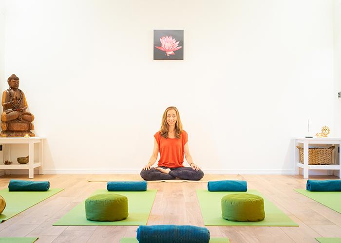 Yoga & Meditation holiday retreat Italy Casa Amrita