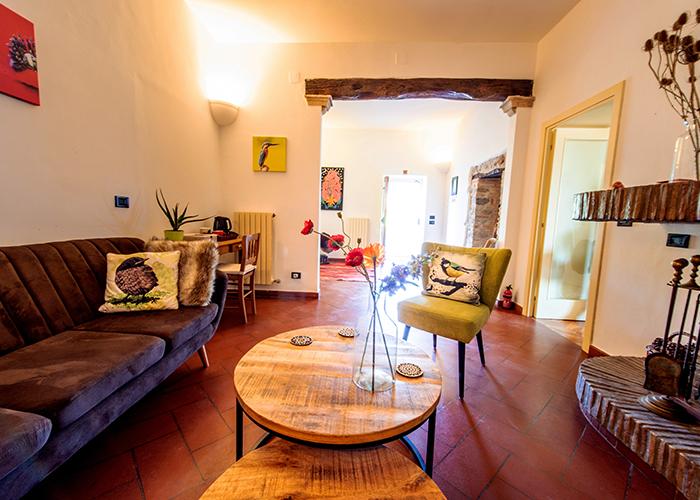 Yoga Bed & Breakfast Casa Amrita Abruzzo Italy