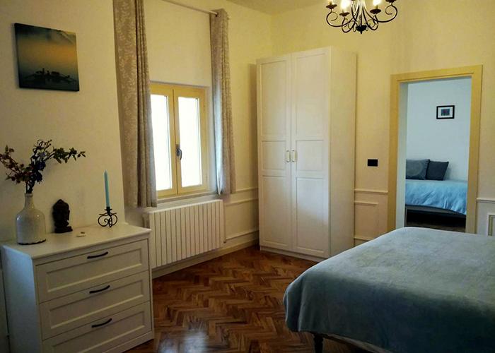 Room Asia Casa Amrita Abruzzo Italy