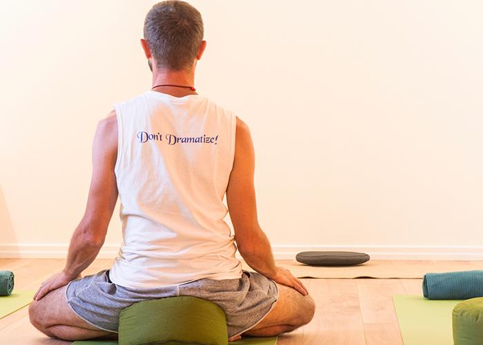 Casa Amrita Yoga & Meditation hall