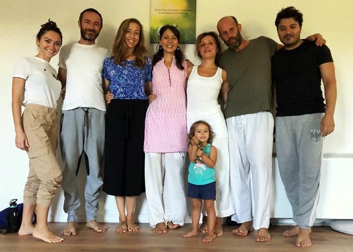 Yoga at Casa Amrita, Yoga B&B, Italy, Abruzzo